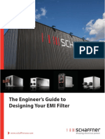 Engineers guide to designing your EMI filter