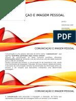 Comunicaçao e Imagem Pessoal