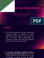 Diversidade nas orgs. (PDF de PPT)