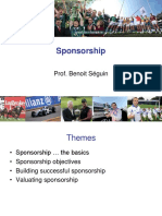 Sponsorship PPT