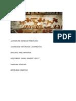 Historia de Los Tributos
