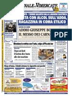 Giornale Di Vimercate 20 Agosto 2013