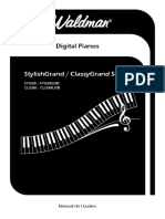 Piano Digital Waldman