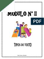 Modulo II. Tipología Textual