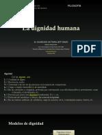 7 La Dignidad Humana