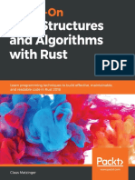 Claus Matzinger - Hands-On Data Structures and Algorithms With Rust-Packt Publishing Ltd. (January 2019)