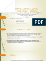 Cartilla Digital Sobre Legislacion Laboral
