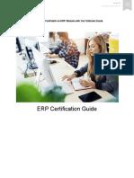 ERP Preparation Guide