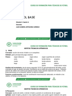 Formato Para Diapositiva Futbol Base