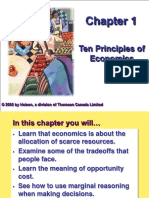 Ch 1 Ten Principles of Economics