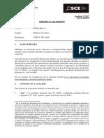 144-19 - Concar s.a. - Td. 15254190 - Rechazo de Ofertas
