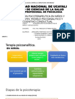 INTERVENCION PSICOTERAPEUTICA EN NIÑOS Y ADOLESCENTES - GRUPO 1.pptx
