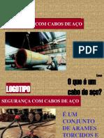 Apresentação - Cabo de Aço.ppt