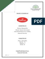 Haldiram's SWOT, PESTEL & Porter's 5 Index