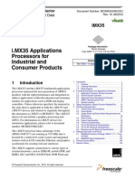 i.MX35 Applications