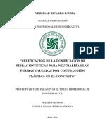 Garcia_pa Dosificacion Para Disminuir Grietas Con Fibras Sinteticas