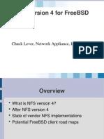NFSv4onFreeBSD