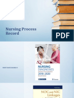 Nursing Process Record