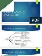 Codificacion de Inventarios (1)