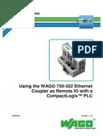a500470_en - Using 750-352 as Remote IO With CompactLogix PLC(1)