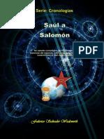 75.30 Cronologia de Saul a Salomon 16.07