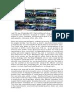 Deiparine Reaction Paper