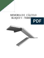 MEMORIA DE CALCULO PARA COLEGIO