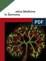 Regenerative Medicine in Germany