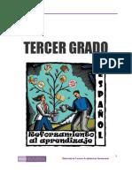 Español y Matemáticas 3º Actividades