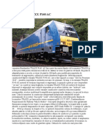 Locomotiva TRAXX P160 AC