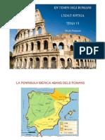 T6 - Els romans