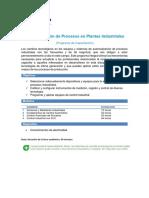 Modulos - P.I. Automatización de Procesos en Plantas Industriales