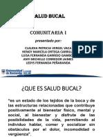 Comunitaria 1 Salud Bucal