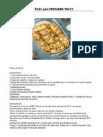 Recetas para preparar TACOS.pdf
