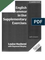 English Grammar in Use Supplementary