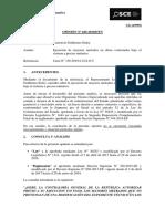 049-19 - Consorcio Guillermo Sisley - Ejecucion de Mayores Metrados en Obras Contratadas Bajo El Sistema a Precios Unitarios