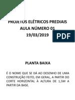 Projeto Eletricos