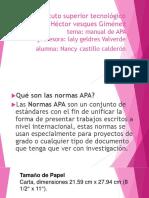 Diapositivas Normas