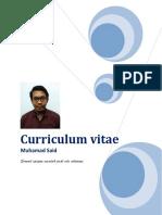 Curriculum Vitae Muhamad Said