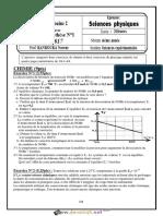 Devoir de Synthèse N°1 - Sciences physiques - Bac Sciences exp (2016-2017) Mr Handoura Naceur.pdf