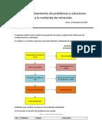 Análisis Para La Optimizacion Del Proceso de Embolsado