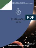 Almanaque nautico 2019