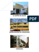 Instituciones de Lunahuana