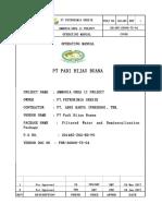 #Operating Manual r1
