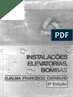 Livro - Instalações Elevatórias-bombas