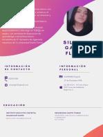 CV Silvana Garcia