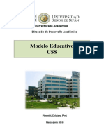 Modelo Educativo USS