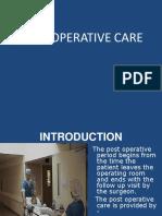 postoperativecarepleasedontdeleteplease-130129233843-phpapp02
