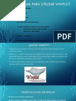 Manual Para Utilizar Winplot