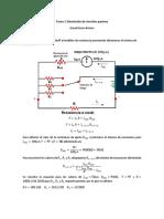 Simulación circuitos pasivos